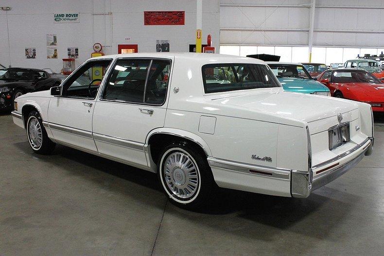 1991 Cadillac DeVille   GR Auto Gallery