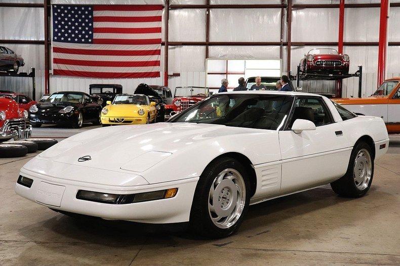 500634c1643a50 low res 1991 chevrolet corvette