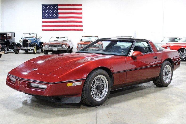 45881313543307 low res 1986 chevrolet corvette