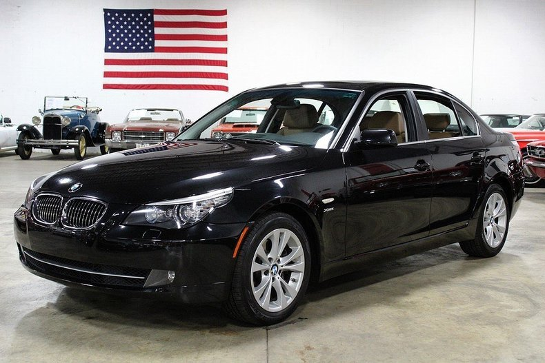 461714bd434e0f low res 2009 bmw 535xi
