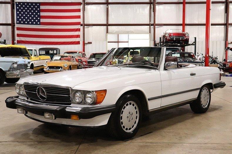 458596db9f707f low res 1988 mercedes benz 560sl