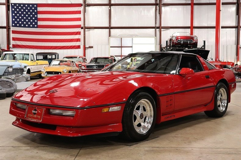 45870965788d05 low res 1985 chevrolet corvette