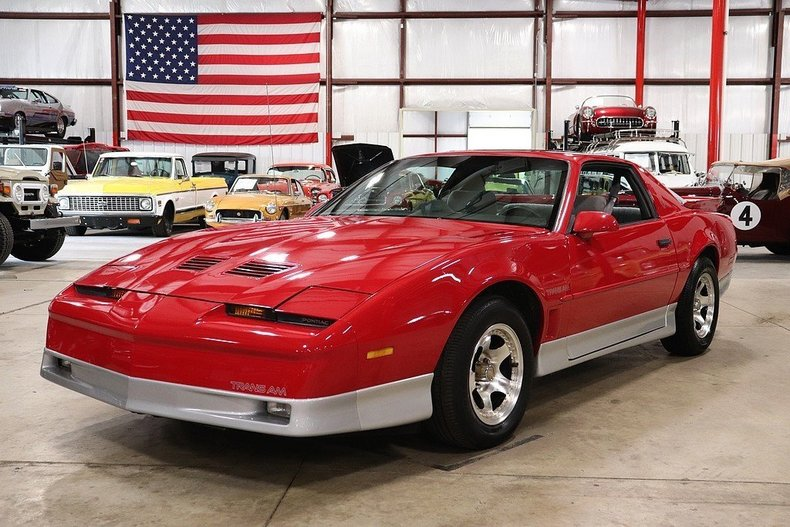 45998322bcd9a1 low res 1988 pontiac firebird trans am