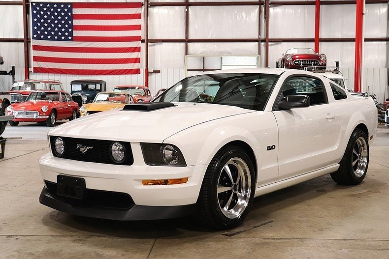 460435c3b33cd5 low res 2006 ford mustang gt