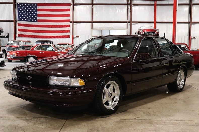 4632281f91dd2c low res 1995 chevrolet impala