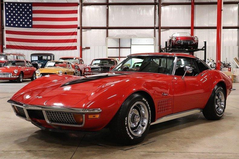 4776612679cb10 low res 1972 chevrolet corvette