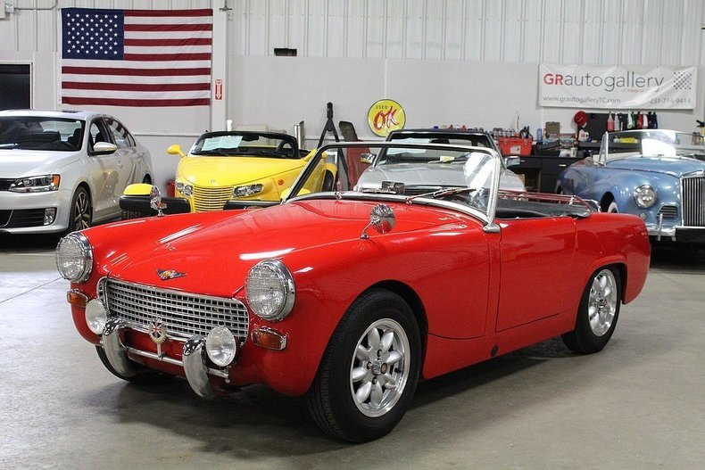 4659663868a555 low res 1963 austin healey sprite