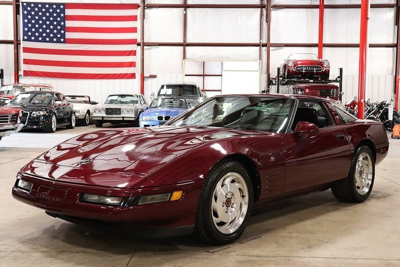 472318c15c2837 low res 1993 chevrolet corvette