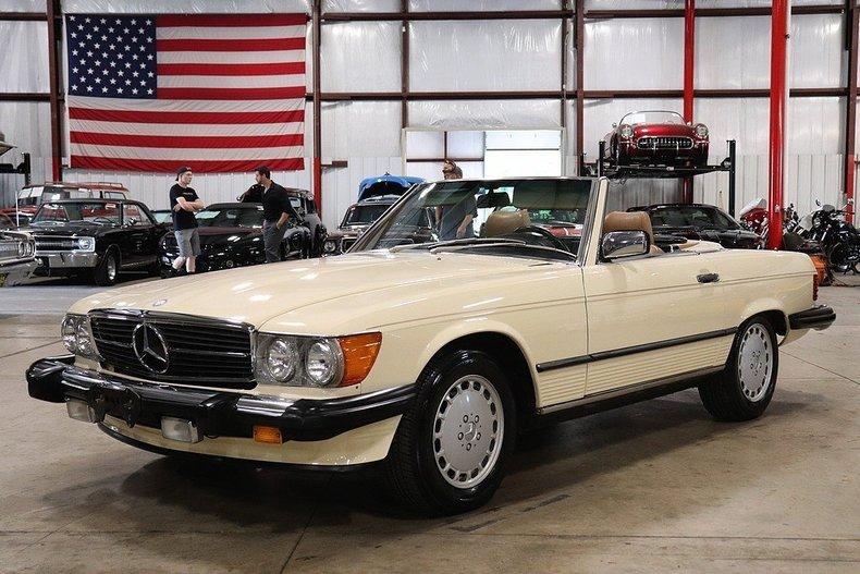 479569886ff123 low res 1987 mercedes benz 560sl