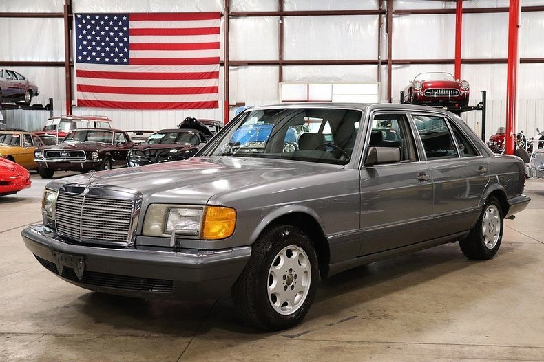 47886186cda301 low res 1989 mercedes benz 420sel