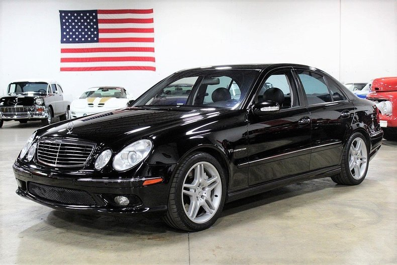 48037519069270 low res 2005 mercedes benz e55 amg