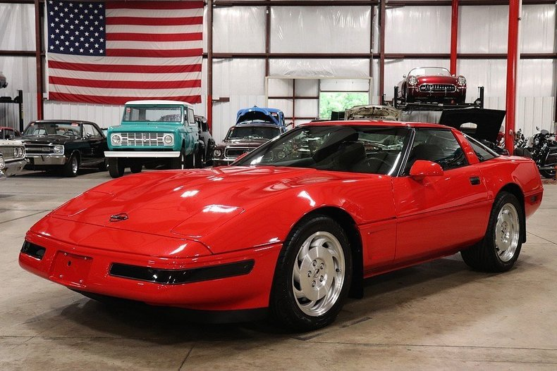 486149736f2c92 low res 1996 chevrolet corvette