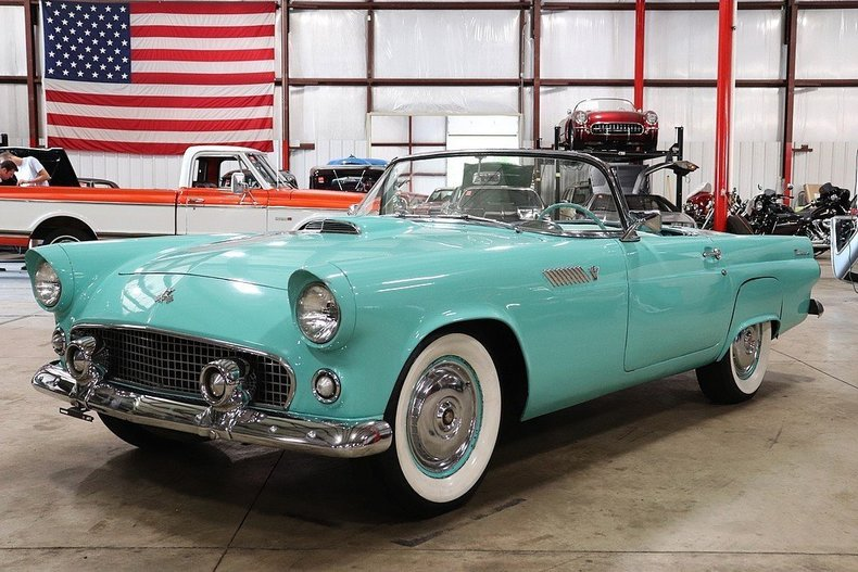48336302d400d9 low res 1955 ford thunderbird