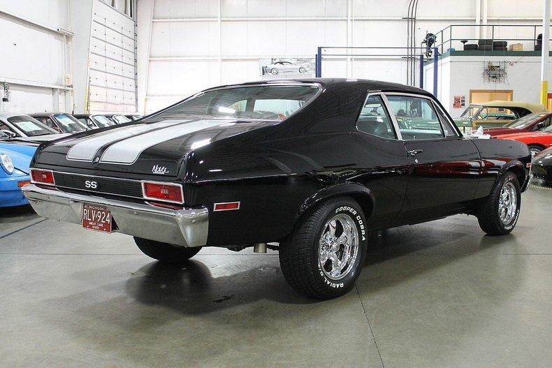 1971 Chevrolet Nova Gr Auto Gallery