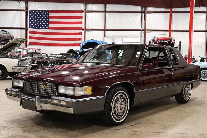 4818309fe5d8ec low res 1989 cadillac fleetwood