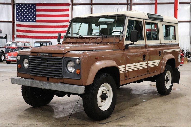492663ddabf71b low res 1983 land rover defender 110