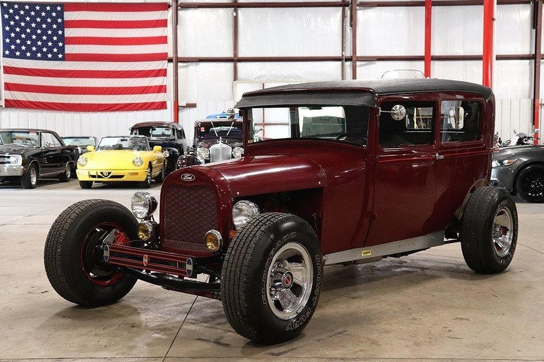 48607073519d70 low res 1929 ford model a