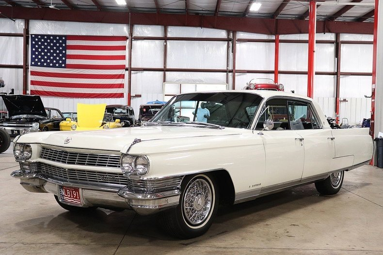 4866782d892c52 low res 1964 cadillac fleetwood
