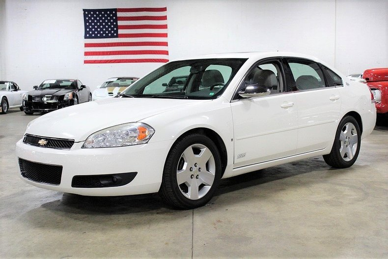 48327984c40cd6 low res 2006 chevrolet impala ss