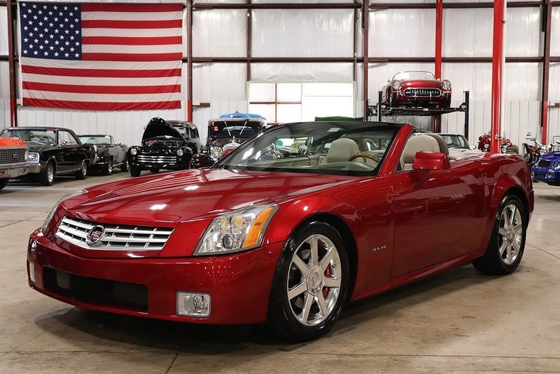4858849754d5dc low res 2005 cadillac xlr