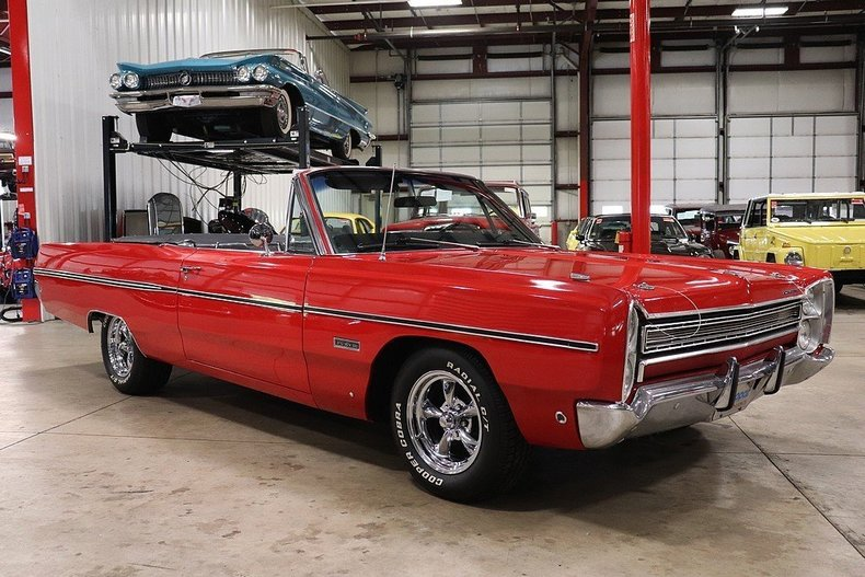 Traverse City Taxi >> 1968 Plymouth Fury   GR Auto Gallery