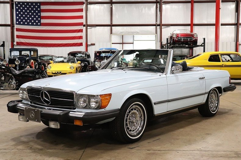 48945162c76982 low res 1974 mercedes benz 450 sl