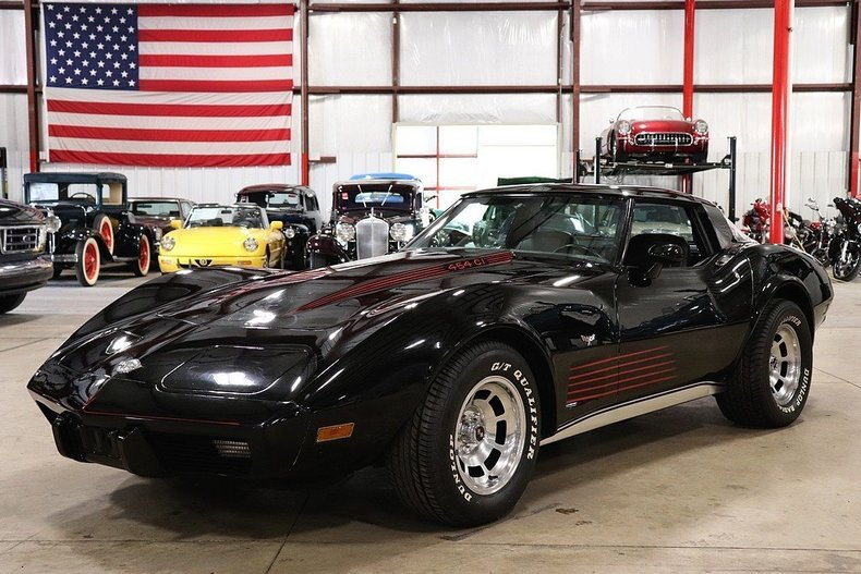 4879759fb29c83 low res 1978 chevrolet corvette