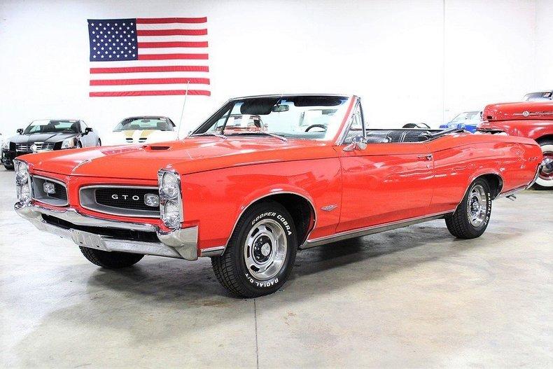 4883067233c887 low res 1966 pontiac gto convertible