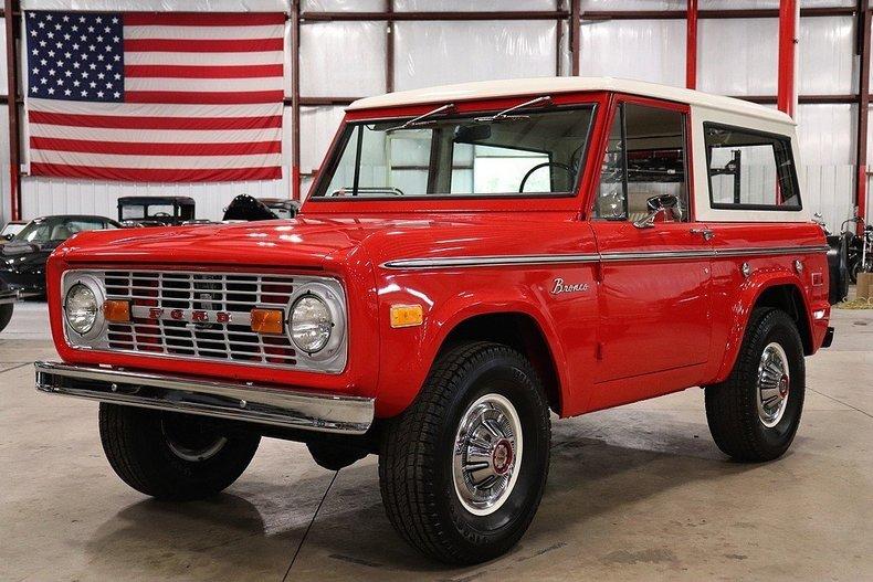 5004580e294db6 low res 1972 ford bronco