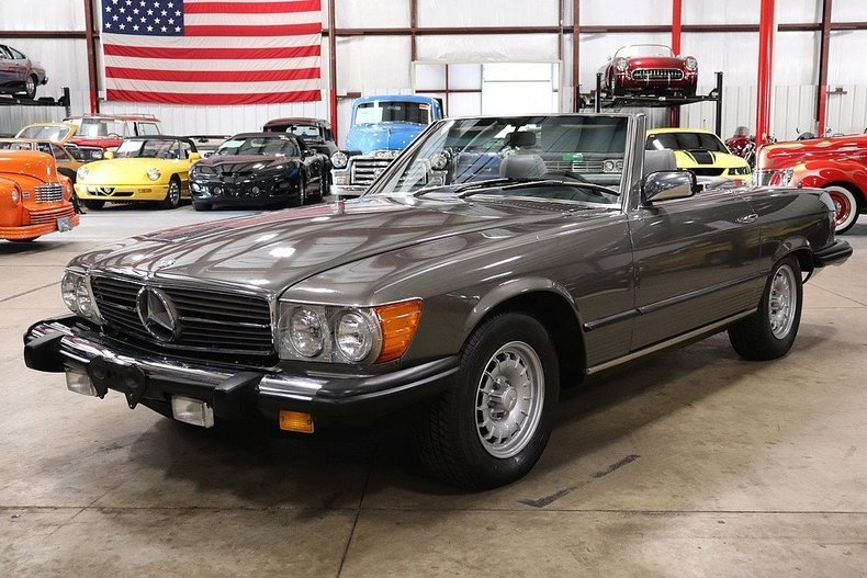 485456d3987911 low res 1985 mercedes benz 380sl