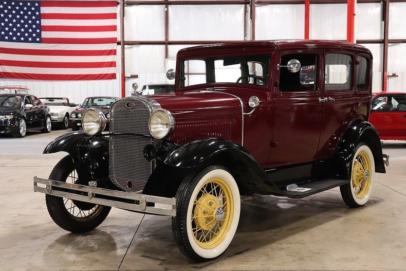 489557c44fa5f8 low res 1931 ford model a