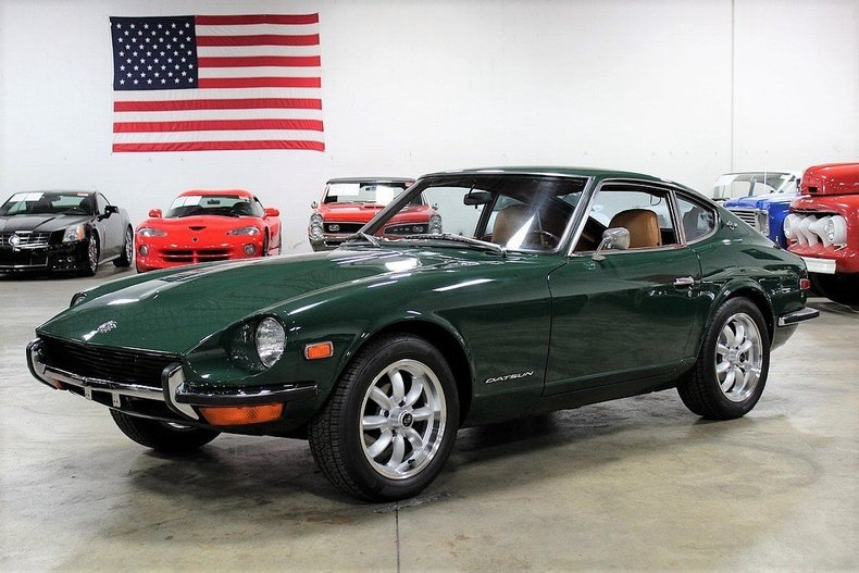 49090919348ff5 low res 1971 datsun 240z