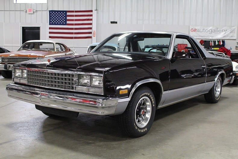 4921637be225d4 low res 1986 chevrolet el camino