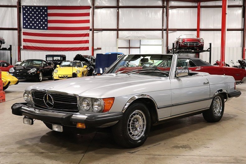 4938662d847957 low res 1978 mercedes benz 450 sl