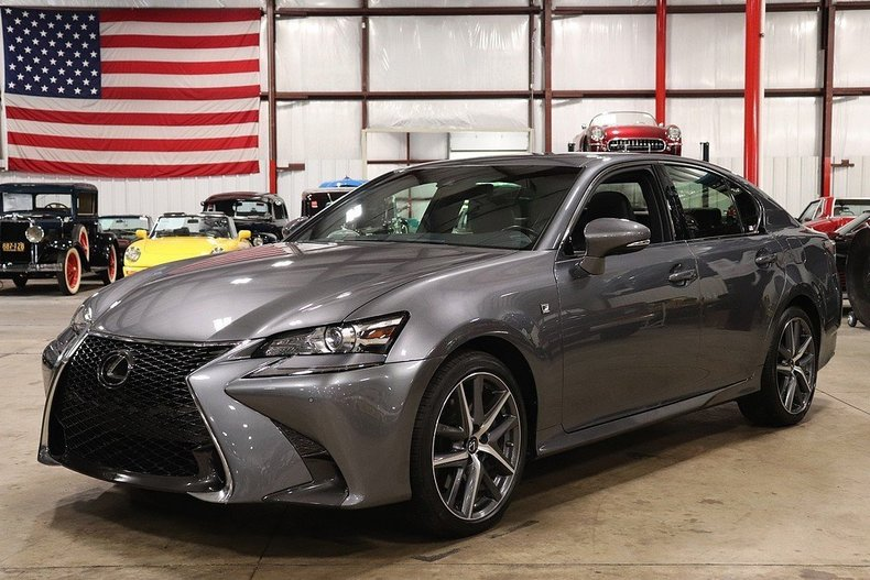 4947749cd092af low res 2016 lexus gs