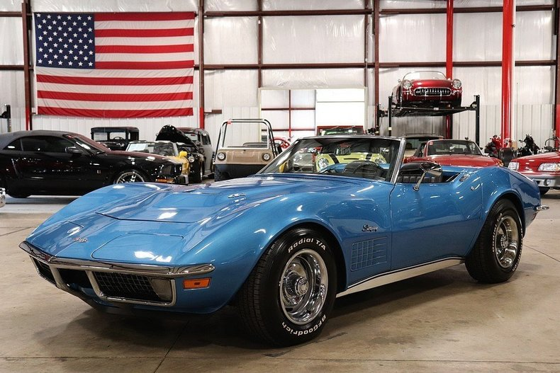 498099b5f6a298 low res 1970 chevrolet corvette