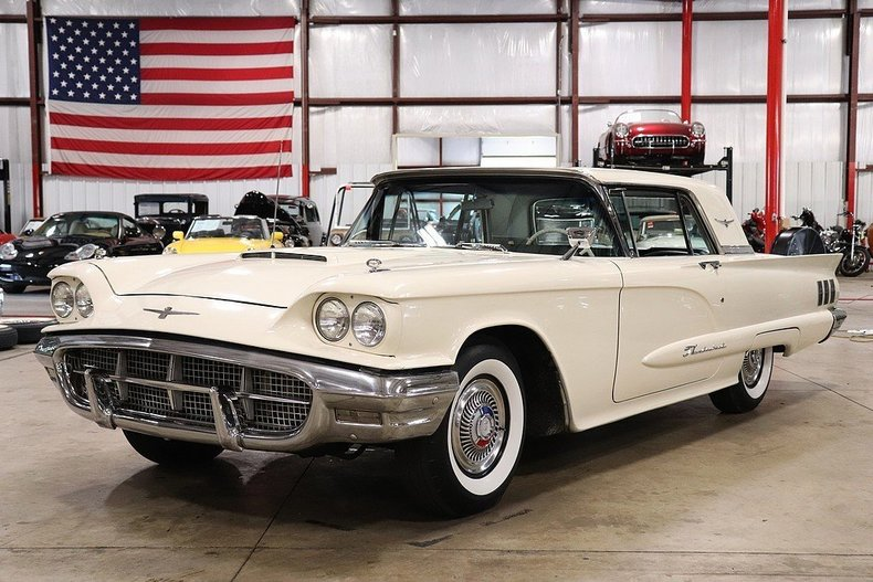 499269881203e9 low res 1960 ford thunderbird