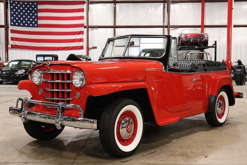 5019148be05b0f low res 1950 willys jeepster