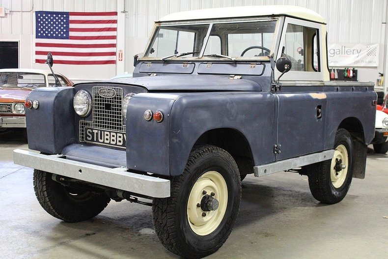 503522376be89f low res 1960 land rover series iia pickup