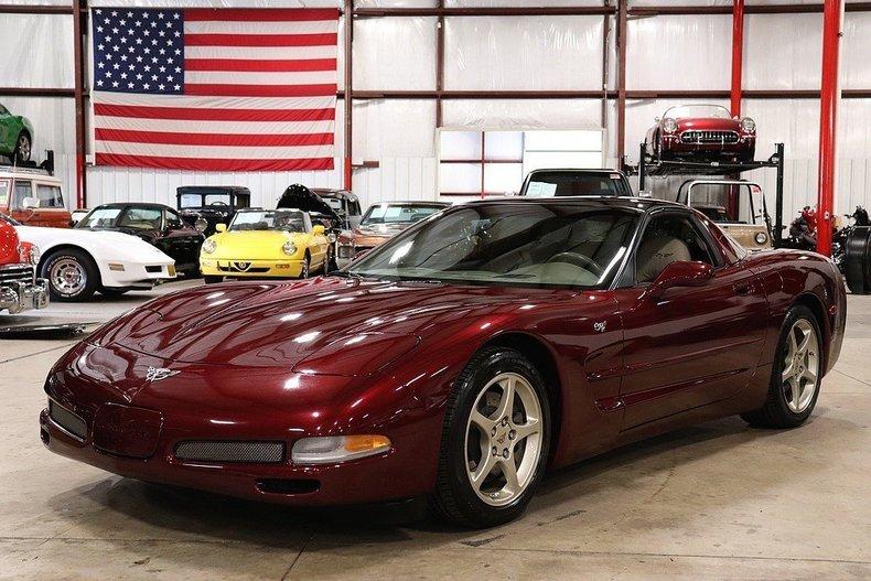 503256eee4202d low res 2003 chevrolet corvette