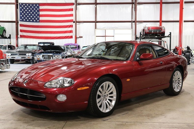 507954b87a4e3d low res 2005 jaguar xk8