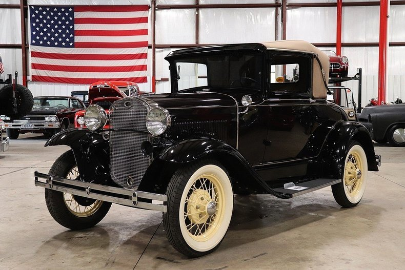 50558071883656 low res 1931 ford model a
