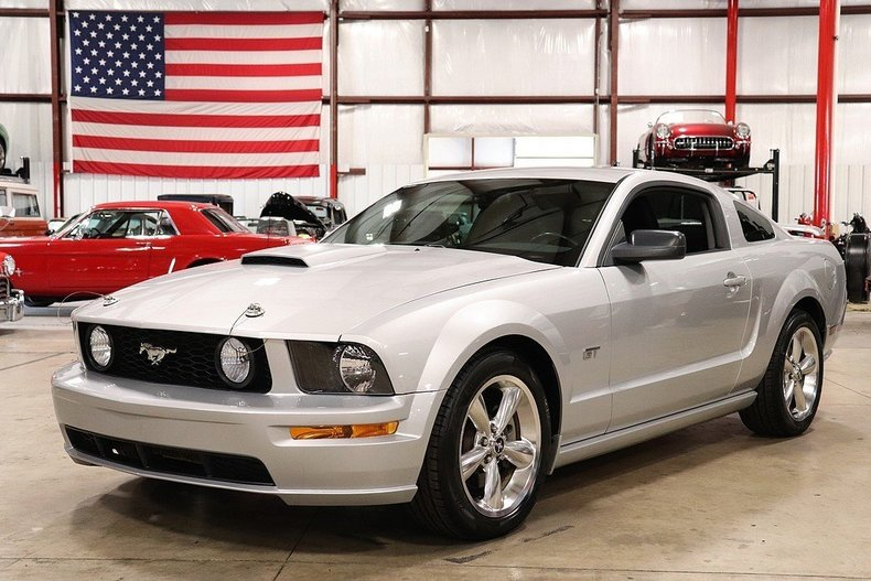 50732999586baa low res 2007 ford mustang