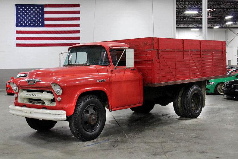 506225eaa3c7ce low res 1955 chevrolet 6400 2 ton