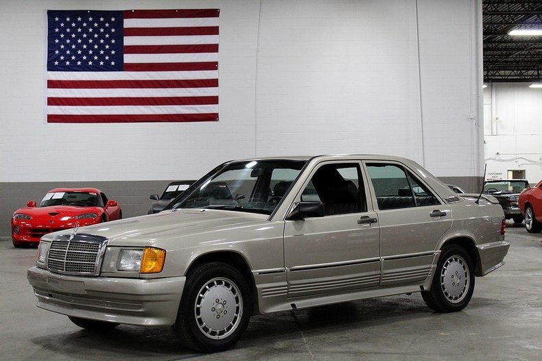 5071404fae9ce5 low res 1988 mercedes benz 190e
