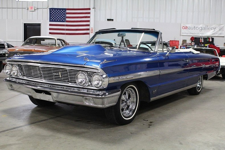 5095430875fcc6 low res 1964 ford galaxie convertible 500xl