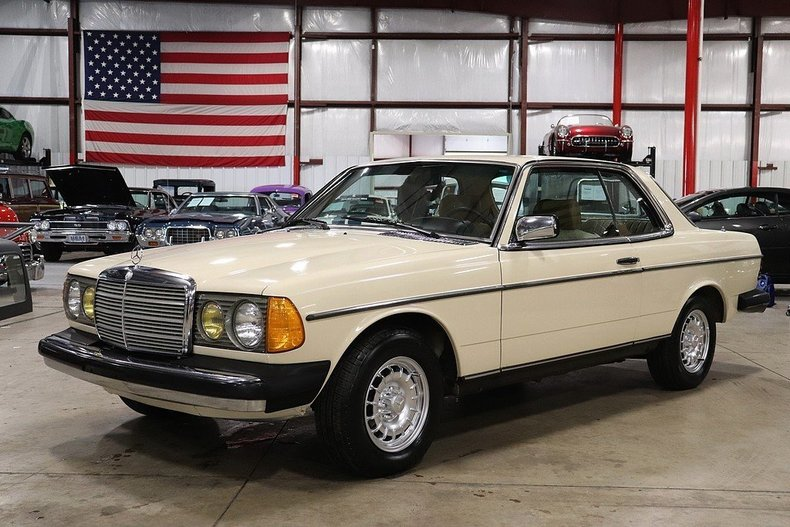5107864ac1189c low res 1982 mercedes benz 300cd