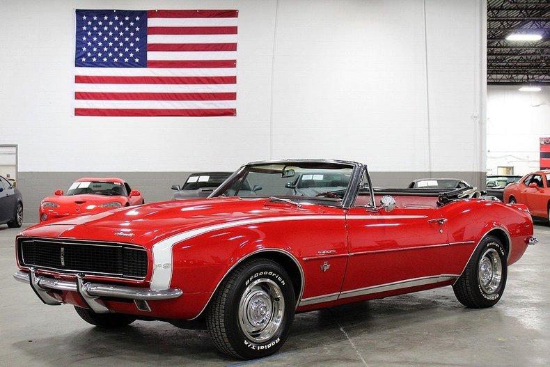 514441aa2c3cb8 low res 1967 chevrolet camaro rs