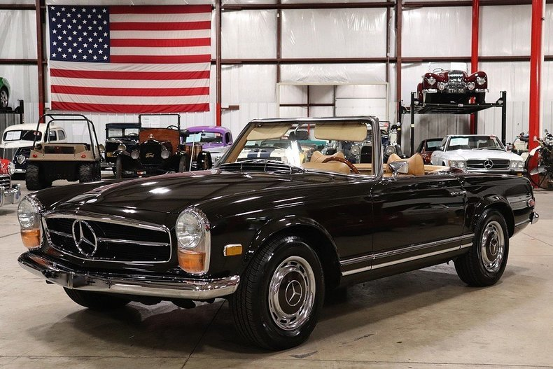 51998315f3356c low res 1970 mercedes 280 sl