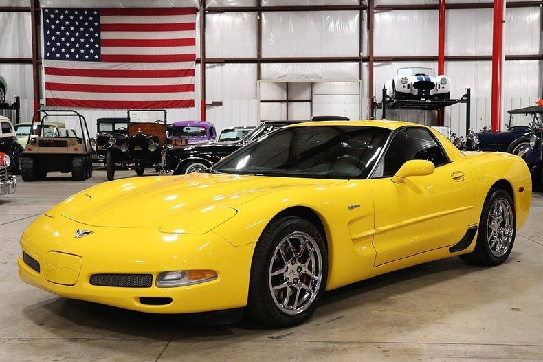 515183117a41ef low res 2003 chevrolet corvette